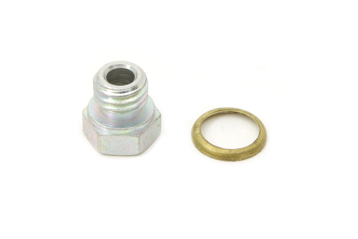"Transmission Engine Drain Plug 1/2"" X 13 Thread Cadmium"