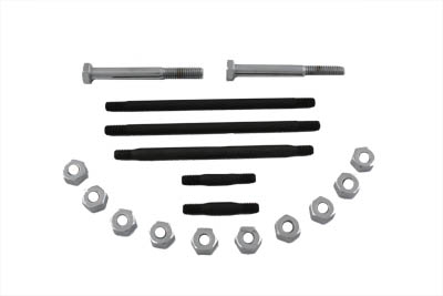 Engine Case Bolt Kit Chrome