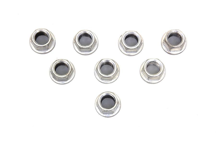Cylinder Base Nut Cadmium