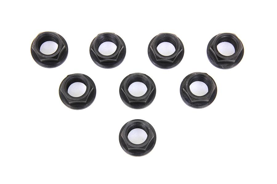 Cylinder Base Nut Black