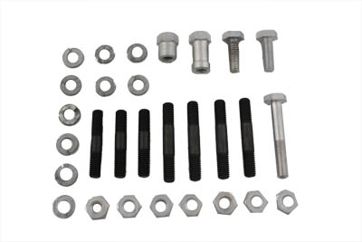 Scavenger Oil Pump Mount Kit Cadmium
