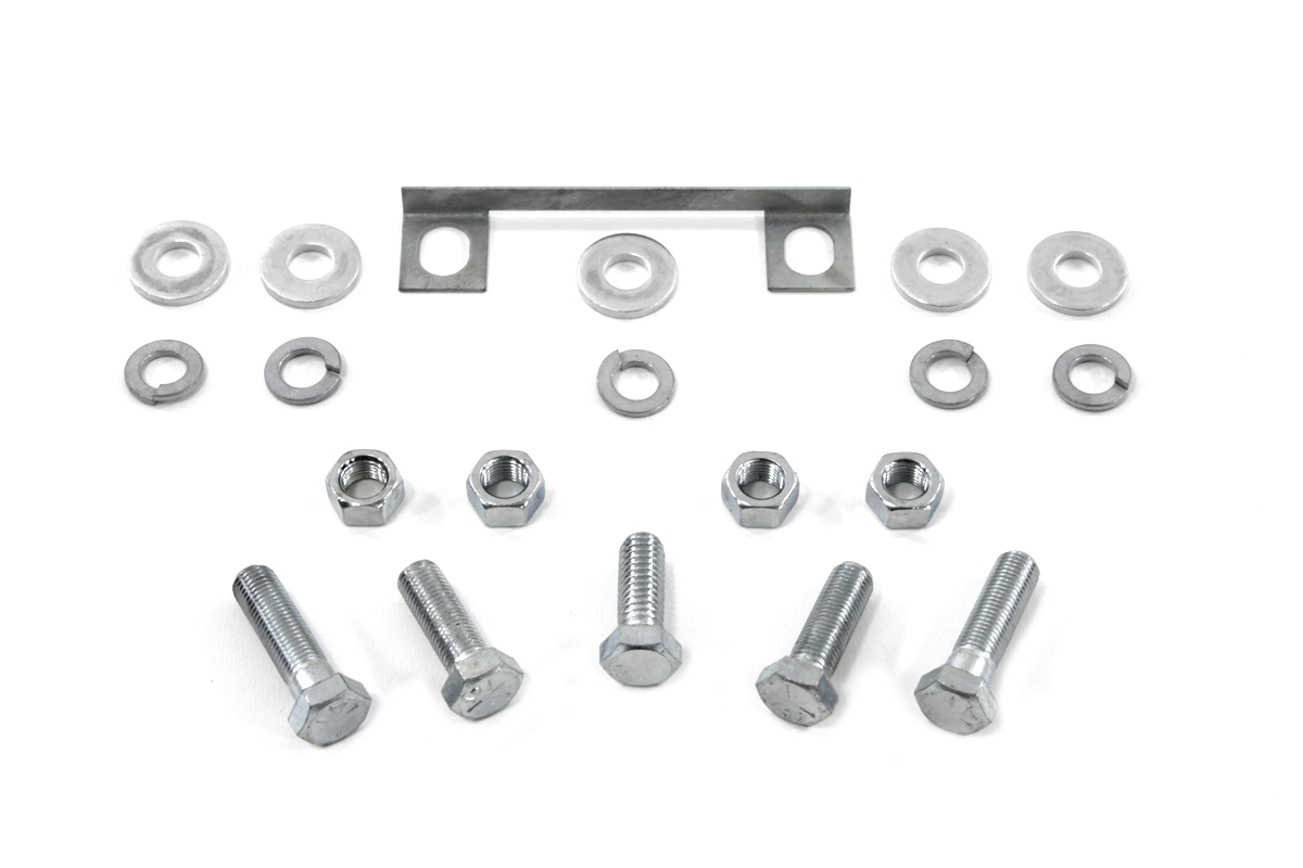 Transmission Mount Kit Zinc