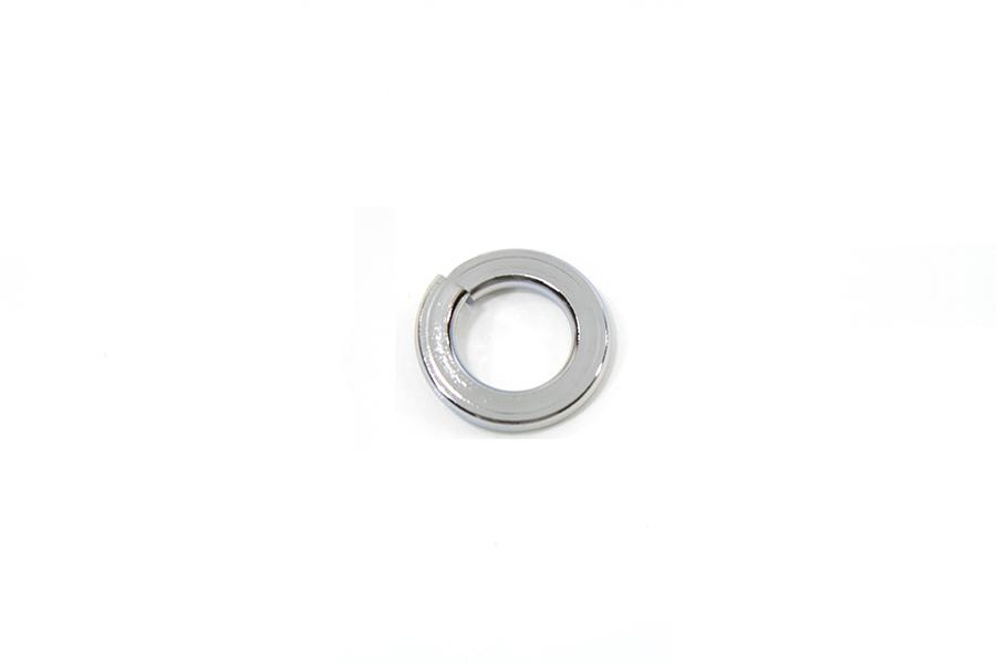 """Chrome Lock Washer 1/4"""" Inner Diameter"""