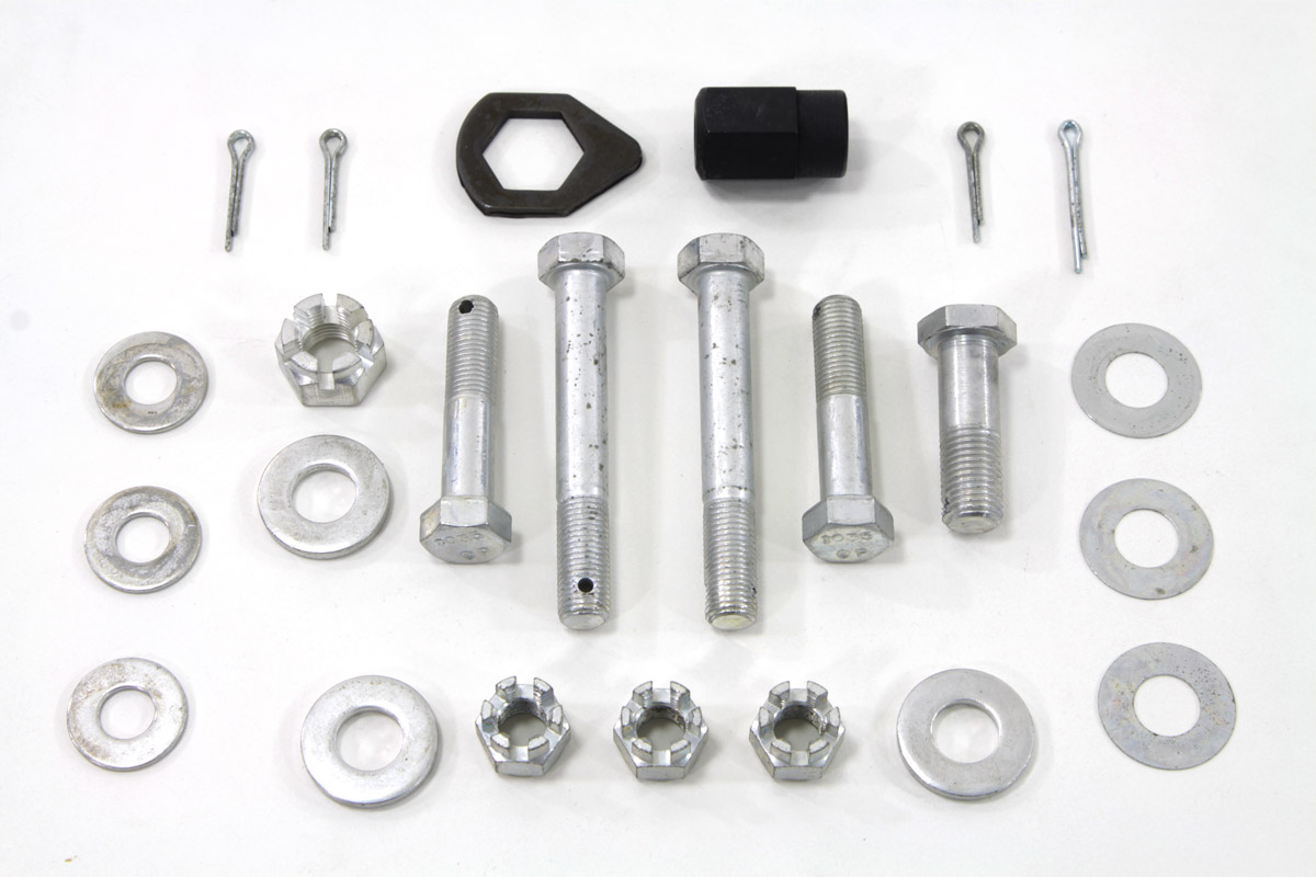 Motor Mount Kit Cadmium