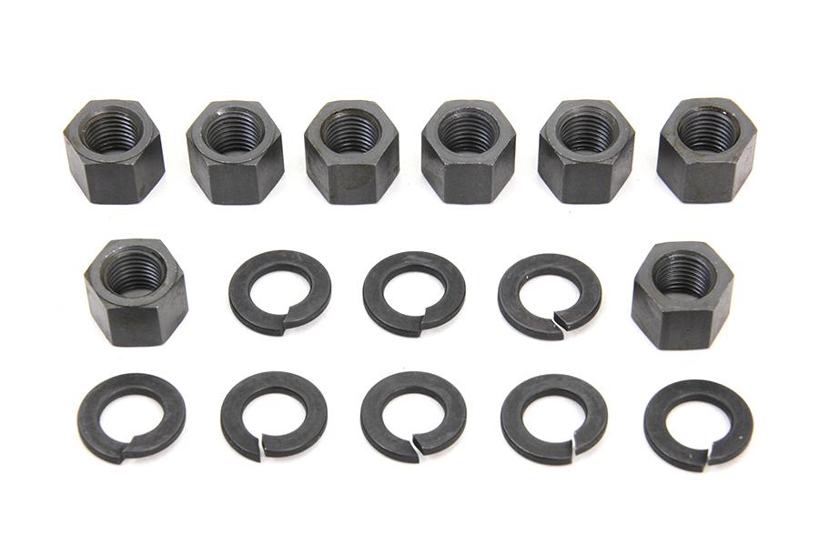 Replica Cylinder Base Nut Kit Parkerized