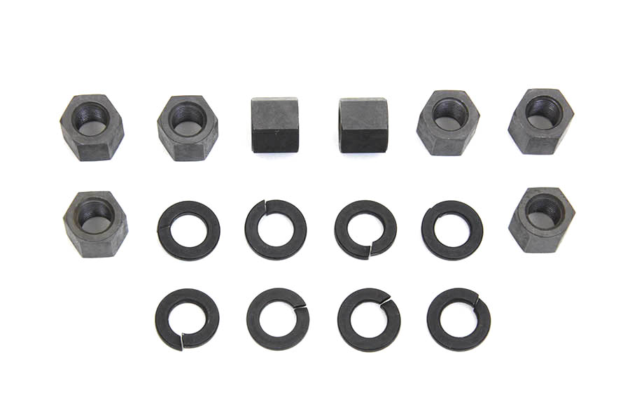 Replica Cylinder Base Nut Kit Parkerized