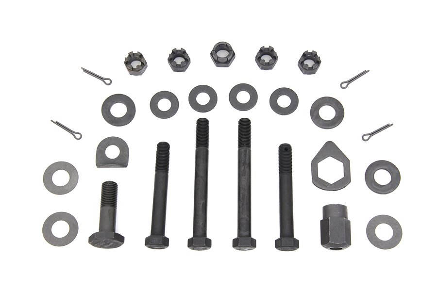 Motor Mount Kit Parkerized