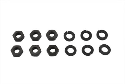 Oil Pump Nut Set Parkerized