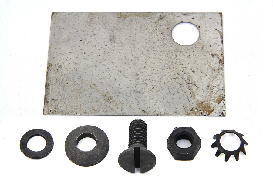 Parkerized Generator Mounting Kit