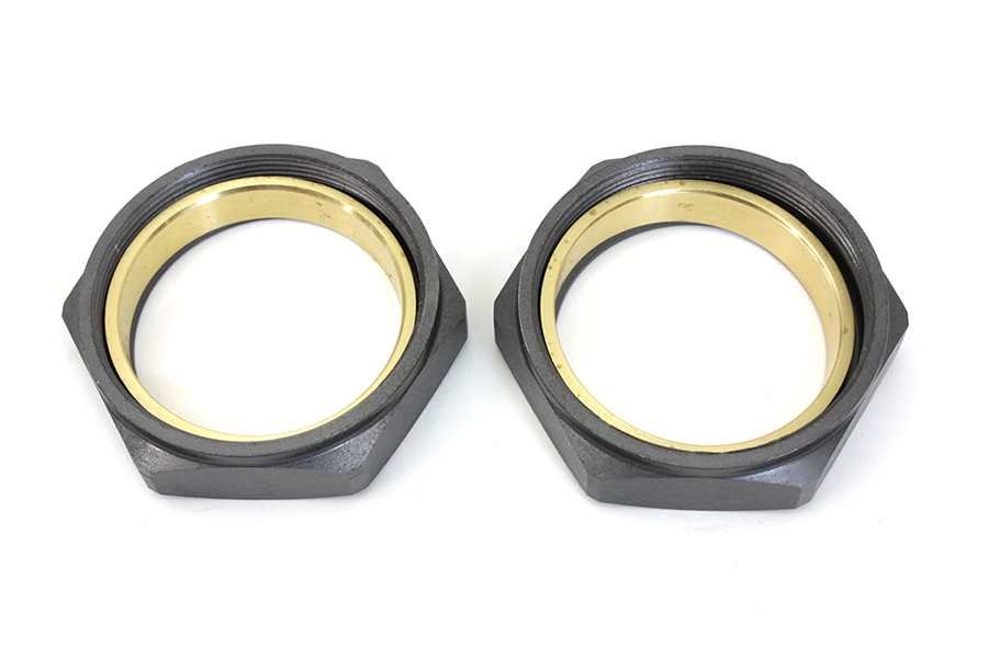 Parkerized Intake Manifold Nut and Seal Kit