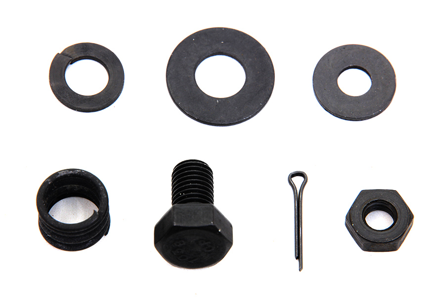 Rear Chain Guard Mount Kit Parkerized