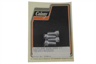 Tappet Block Screw Kit Allen Type