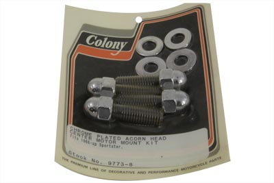 *UPDATE Center Motor Mount Kit Acorn Type
