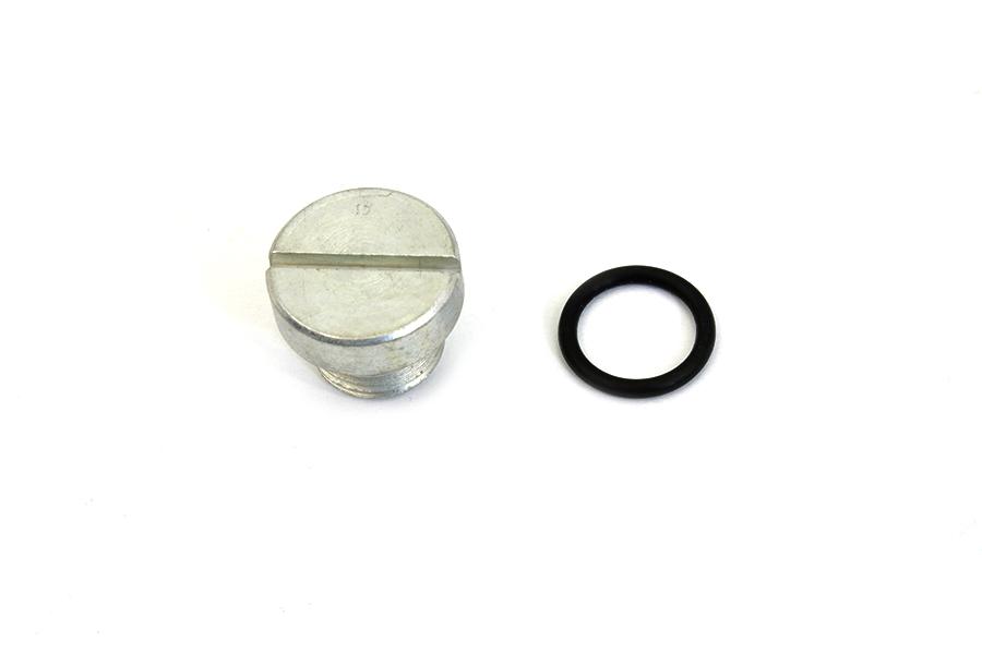 Oil Screen Plug Cadmium