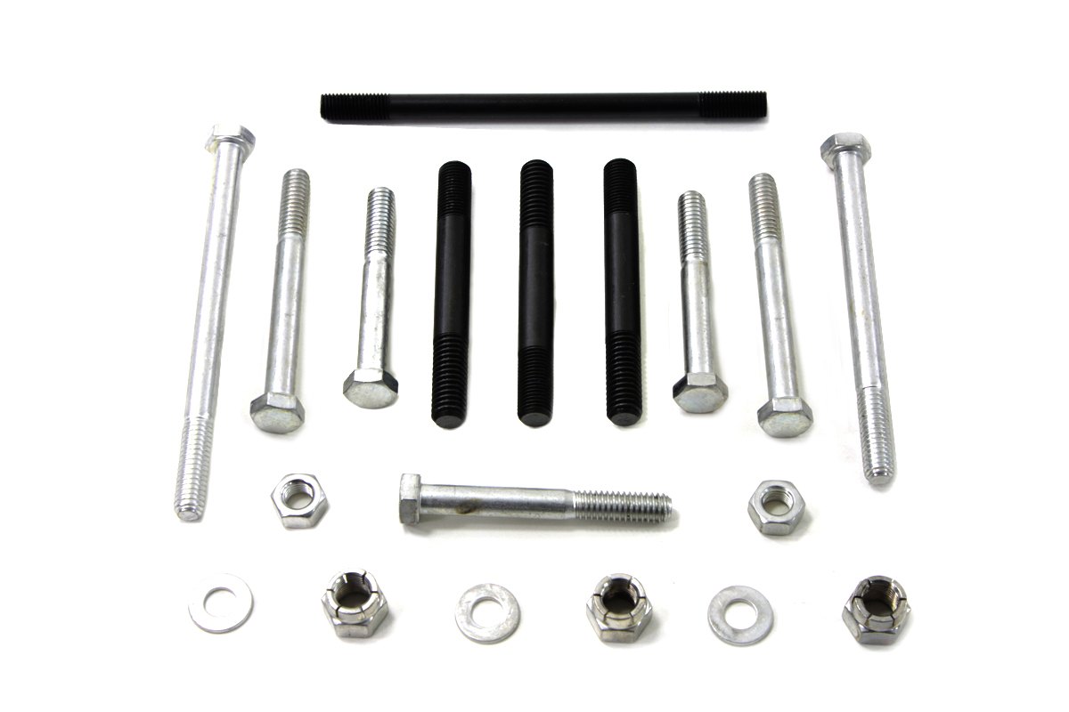 Engine Cast Kit Cadmium