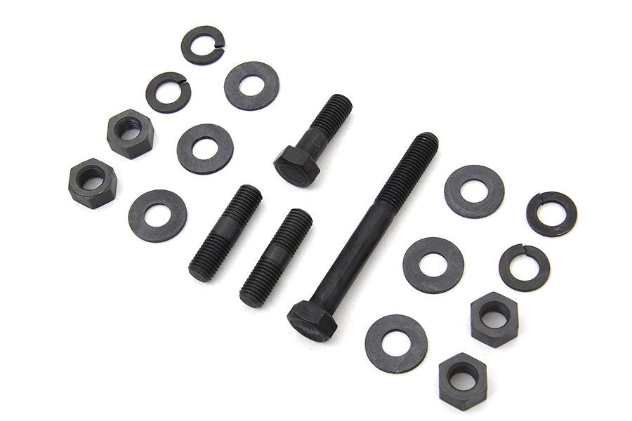 Parkerized Gas Tank Mounting Kit