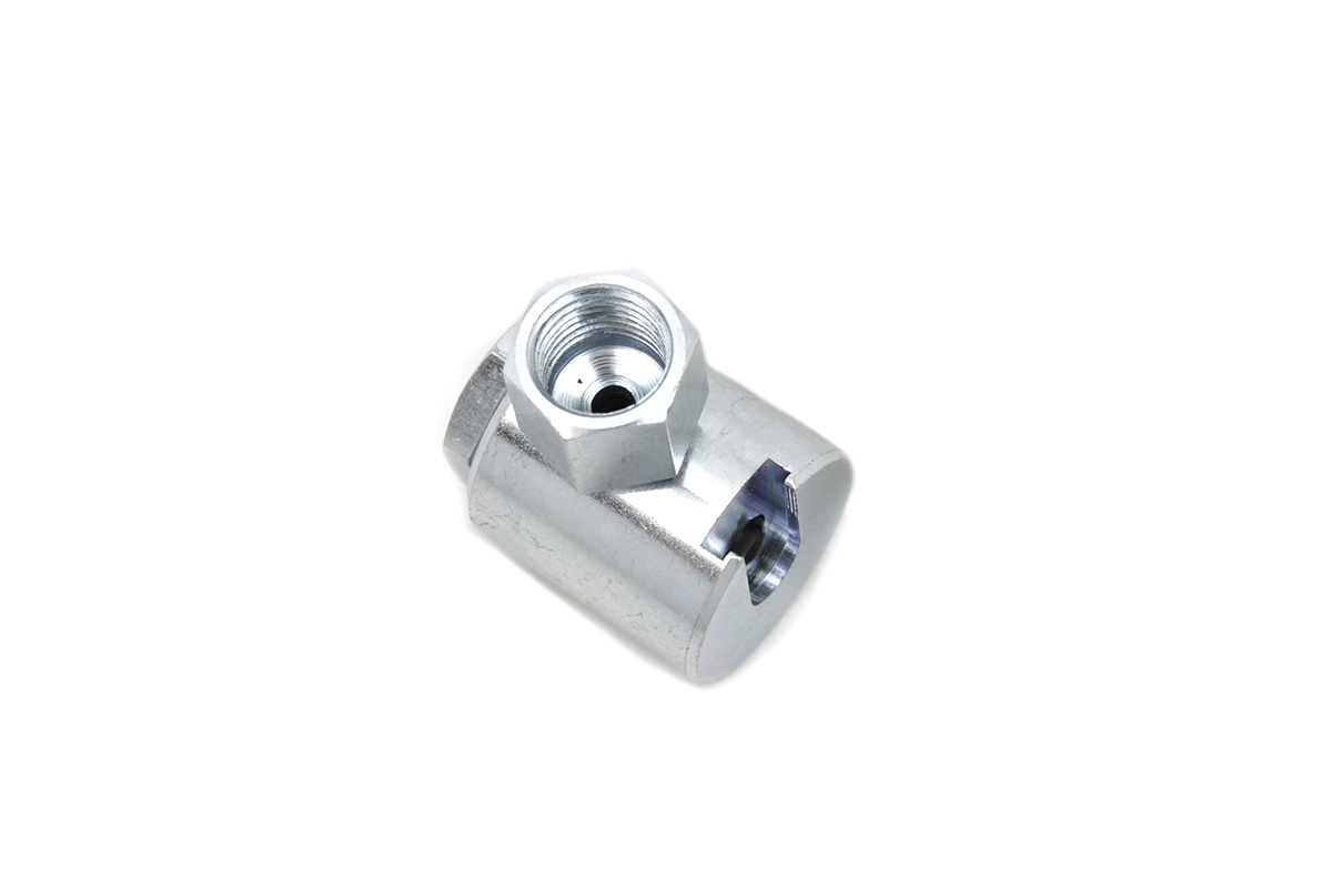 Alemite Grease Fitting Adapter Flat Top