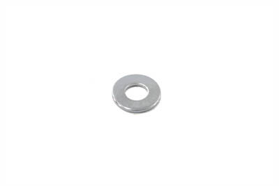 "Chrome Flat Washer 1/2"" Inner Diameter"